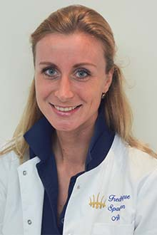 Frederique Spauwen MD Hair Science Institute