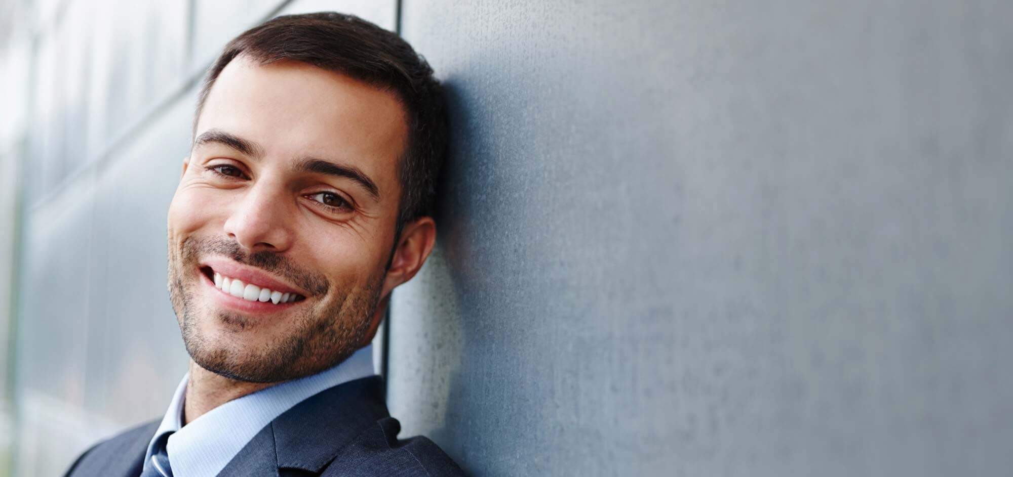 Man satisfied with expert advice on hair transplant